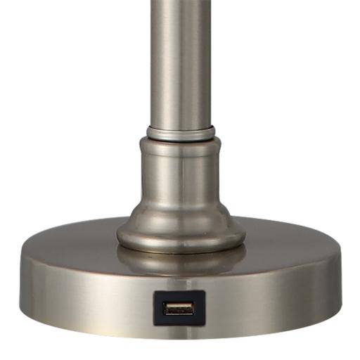 Sobremesa Big Ben Niquel con Puerto USB [3]