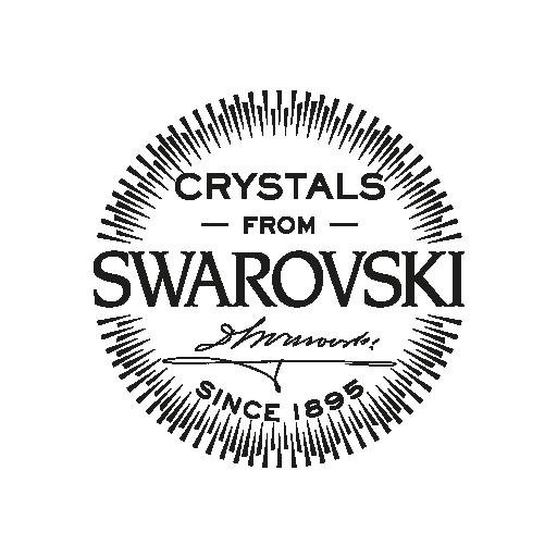 Colgante con Cadena Couture Swarovski Multicolor [1]