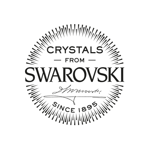 Pendientes Double Swarovski Amatista [1]