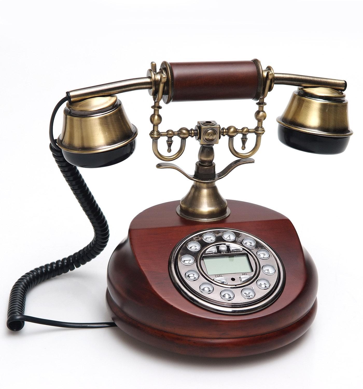 Teléfono Retro Niveles