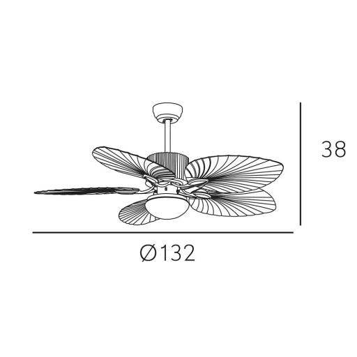 Ventilador Colla Negro [2]