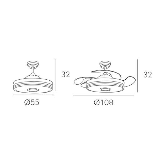 Ventilador Matanuska Blanco [1]