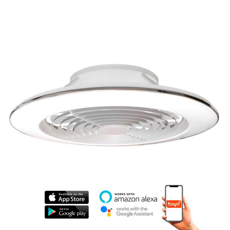 Ventilador Alisio XL Blanco
