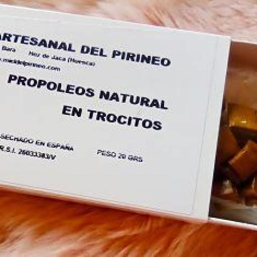 PROPÓLEO NATURAL MASTICABLE [1]
