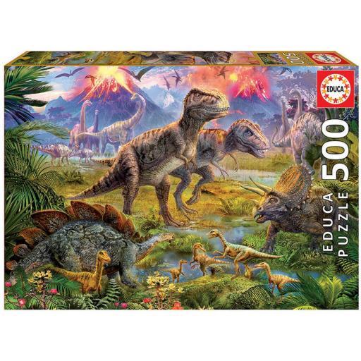 Encuentro de Dinosaurios