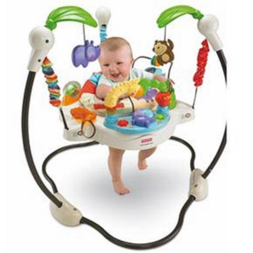 Saltador Fisher Price