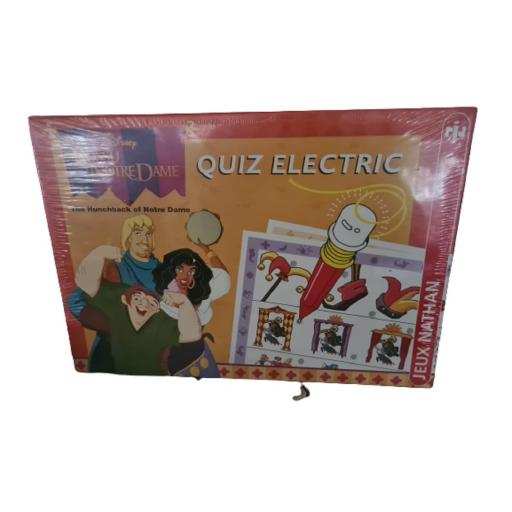 Quizz Electric