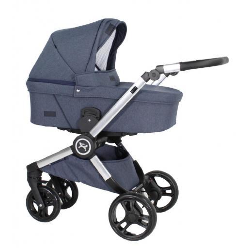 Cochecito de bebé Protex Azul