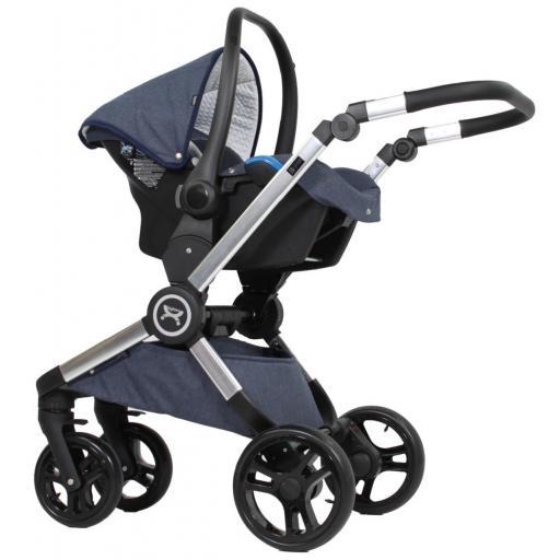Cochecito de bebé Protex Azul [1]