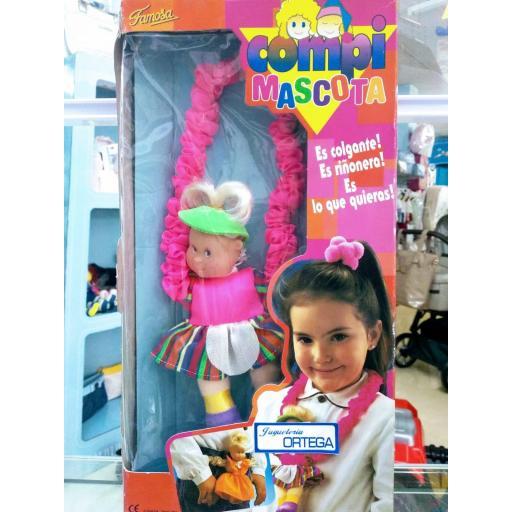 Muñeca Compi Mascota