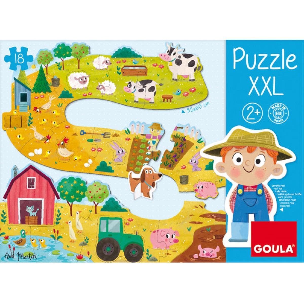 Puzzle XXL La Granja