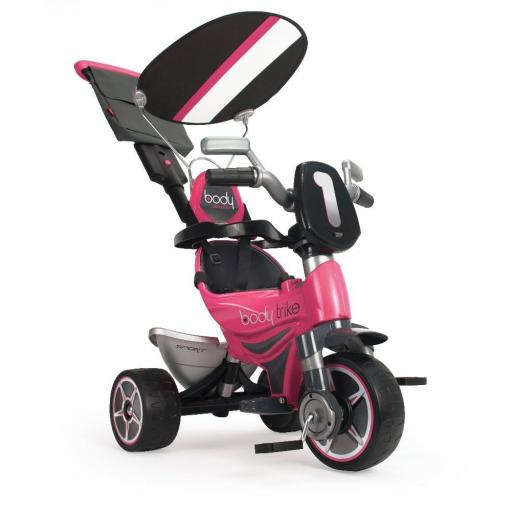 Triciclo Body Pink