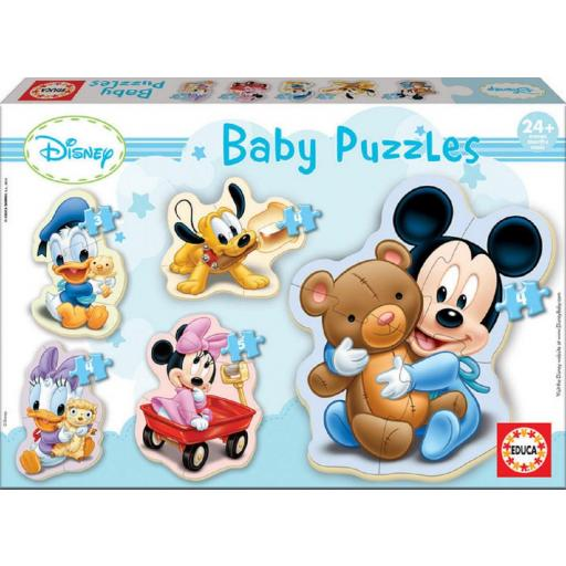 Puzzle Baby Mickie