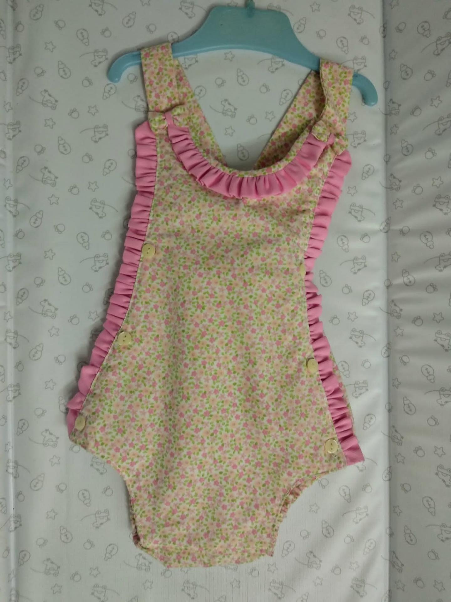 Ranita Bebé Talla 12 Meses