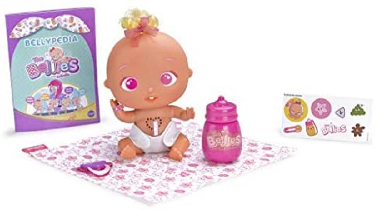 Bellies Pinky-Twink