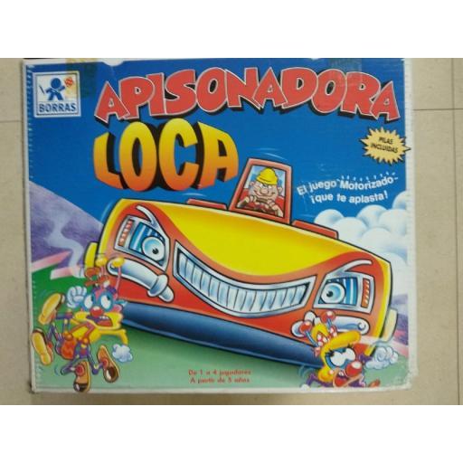 Apisonadora Loca