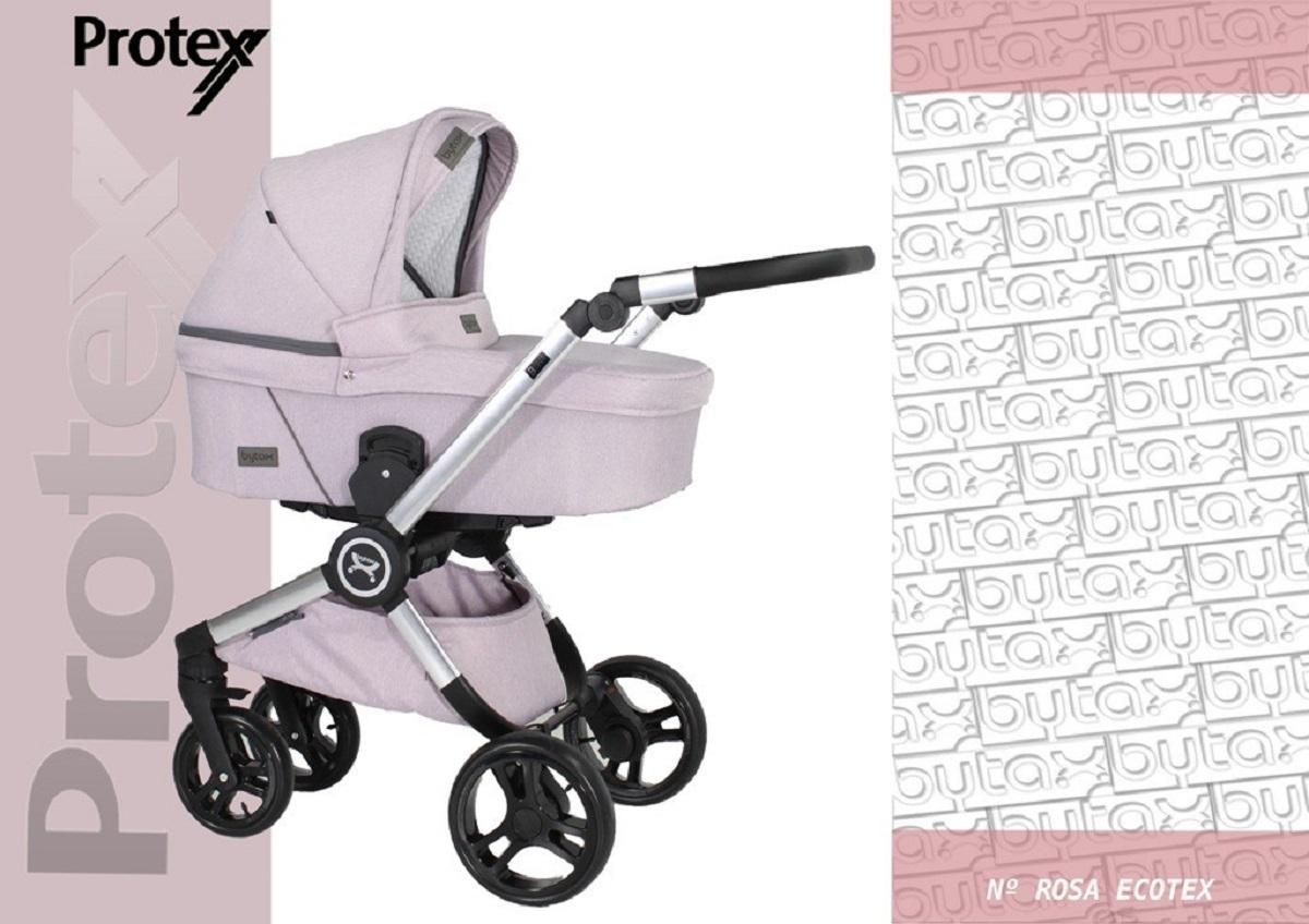 cochecito de Bebé Protex Rosa Ecotex