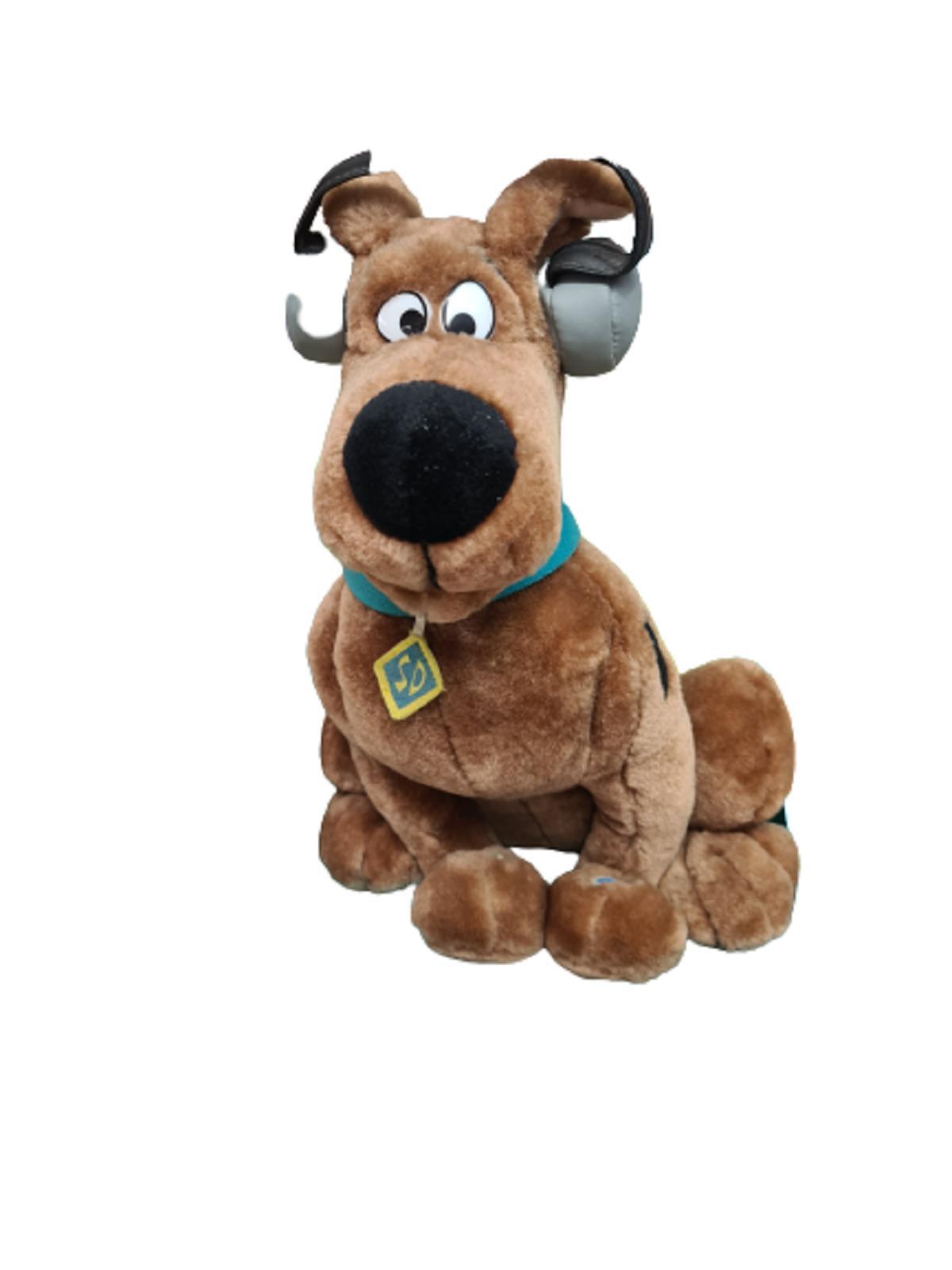 Peluche Scooby foo