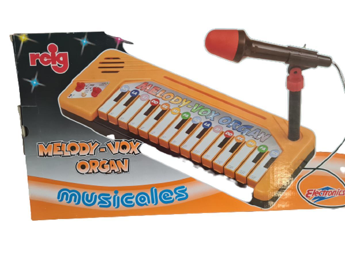Melody- Vox Organ10