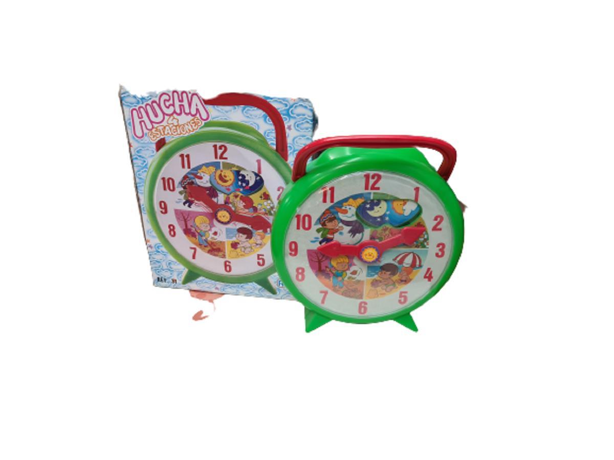 Reloj Hucha