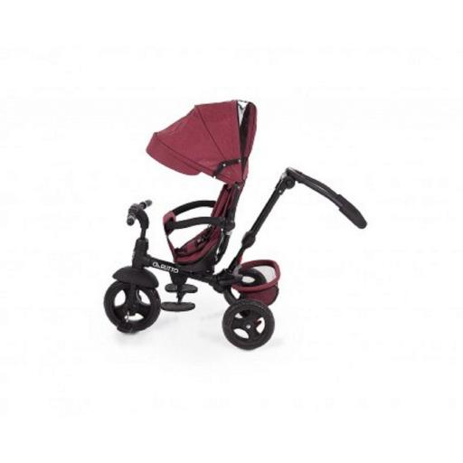 Triciclo Carlitto   Red Melange
