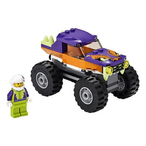 lego cyty Creator Vehicles Monster [1]