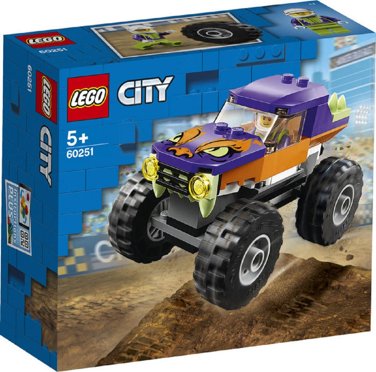 lego cyty Creator Vehicles Monster
