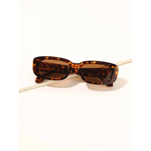 Gafas de sol de marco acrílico [2]