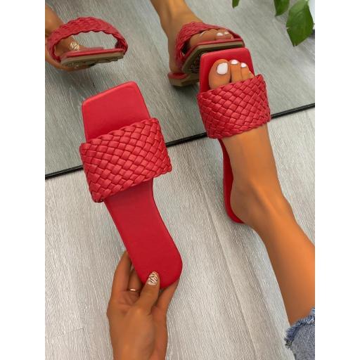 Sandalias Liso De moda [2]
