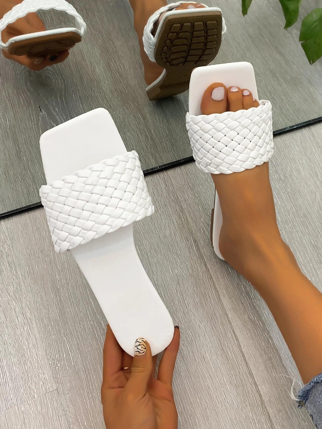 Sandalias Liso De moda