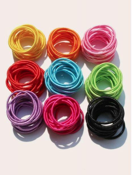 Accesorios de pelo Multicolor Casual