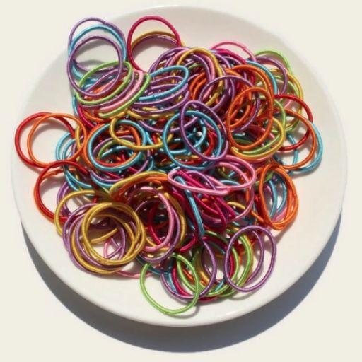 Accesorios de pelo Multicolor Casual [1]