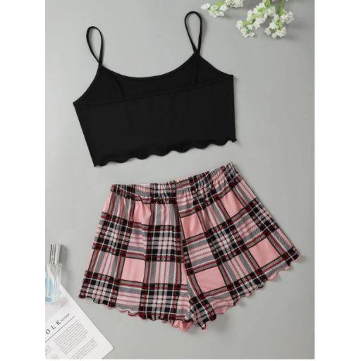 Sets Pijama Lazo Letras Casual [1]