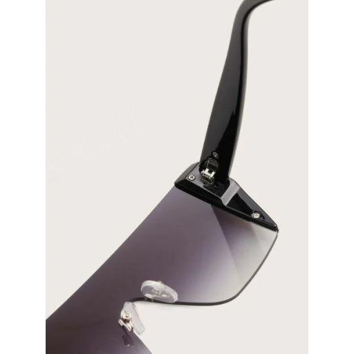 Gafas de sol de lentes gradientes arriba alta [2]