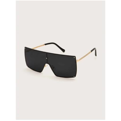 Gafas de sol arriba plana  [2]