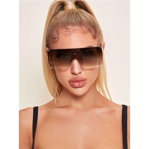 Gafas de sol arriba plana  [1]