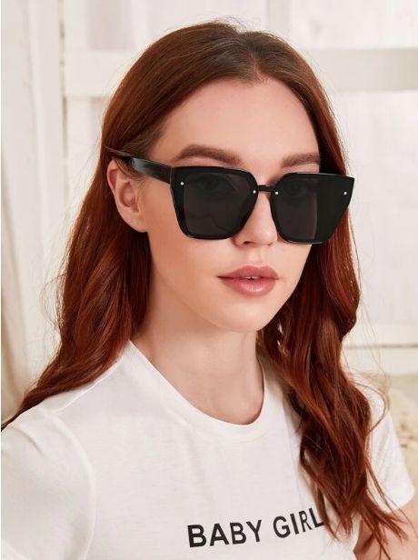 Gafas de sol de marco acrílico