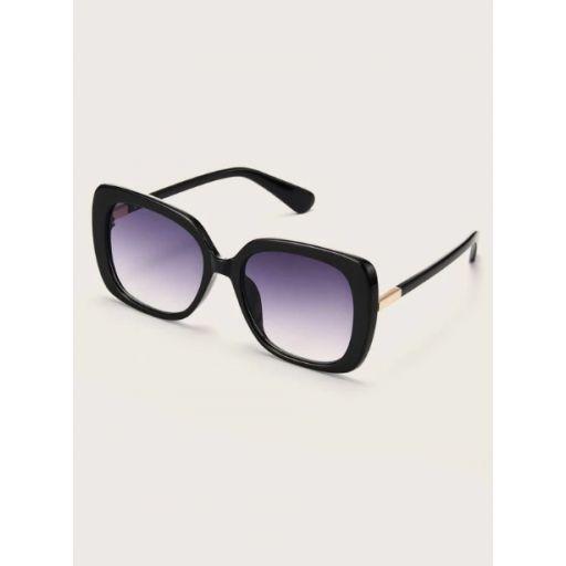 Gafas de sol de lentes gradientes de marco  [1]