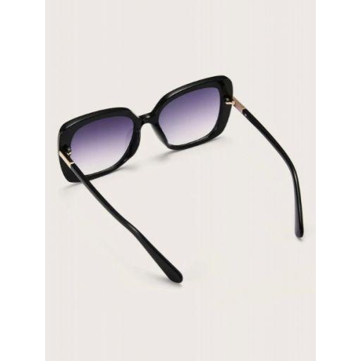 Gafas de sol de lentes gradientes de marco  [2]