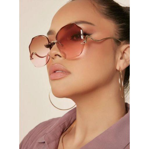Gafas de sol sin montura simple [2]