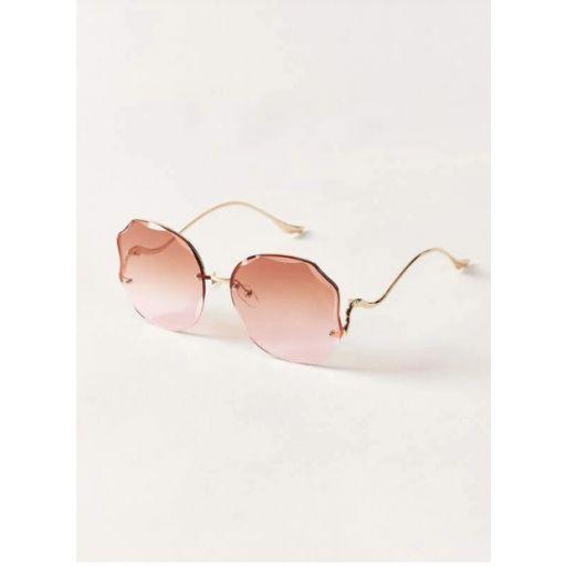 Gafas de sol sin montura simple [3]