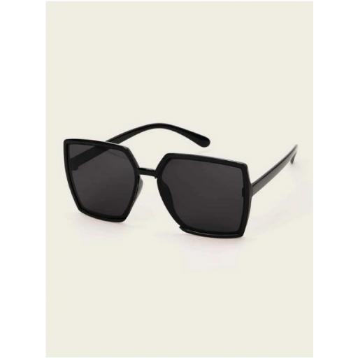 Gafas de sol cuadradas unicolor [2]
