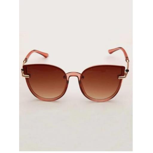 Gafas de sol de ojo de gato de marco acrílico [1]