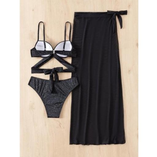 3 PIEZAS Sets de bikini [1]