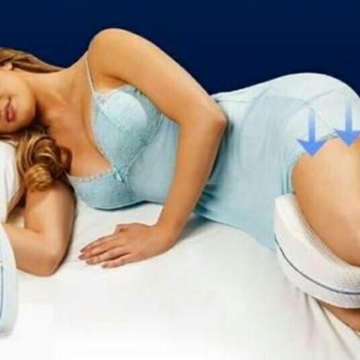 Almohada para piernas. producto nuevo.