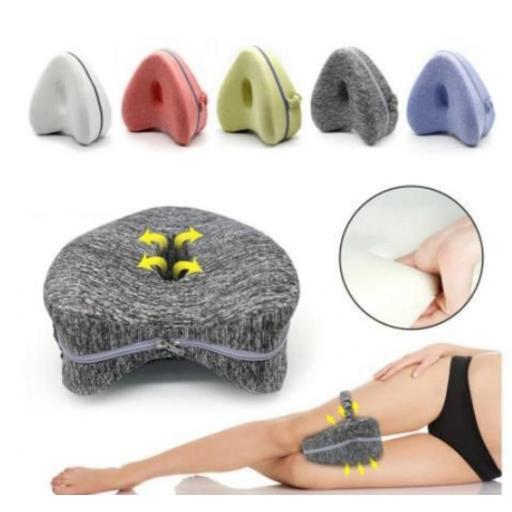 Almohada para piernas . Varios colores disponibles.