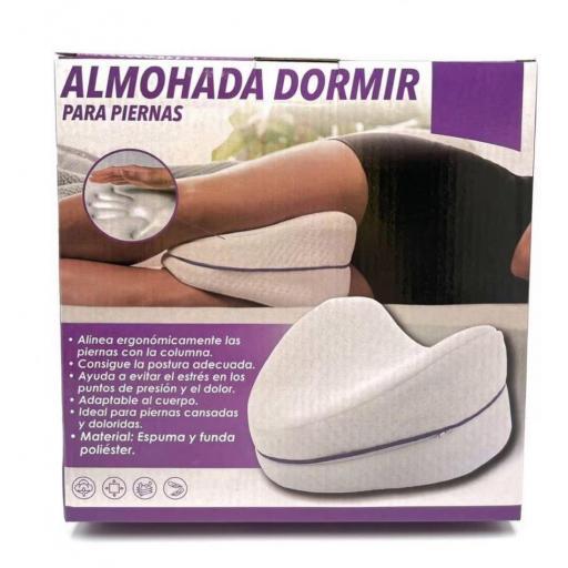 Almohada para piernas .