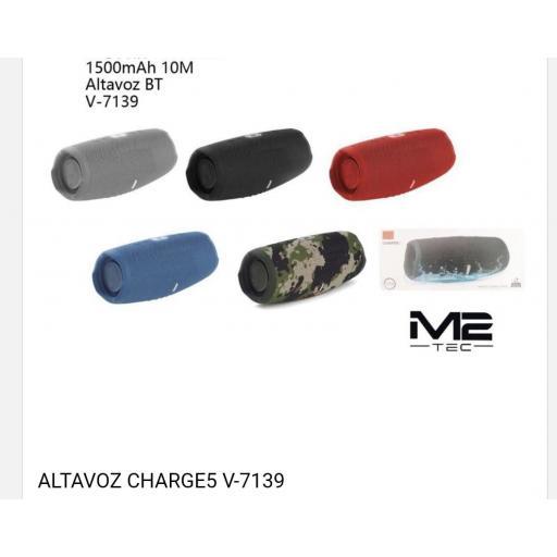 Altavoz Bluetooth. M2 V-7139