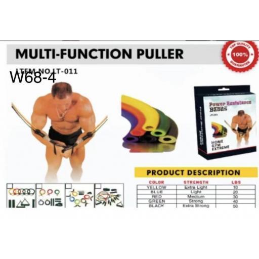 Kit de entrenamiento multi-function puller.