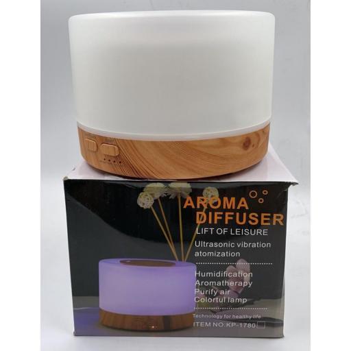 Difusor de aromas electrónico.